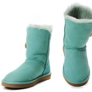 New Ugg Bailey Aqua